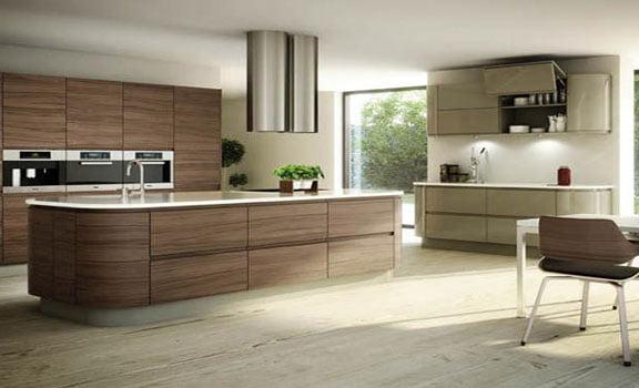 Kitchens cabinet maker dublin for Bespoke kitchens