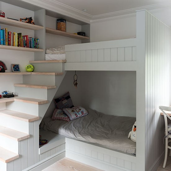 Bespoke Bunk Bed Design Custom Made Bunk Bed