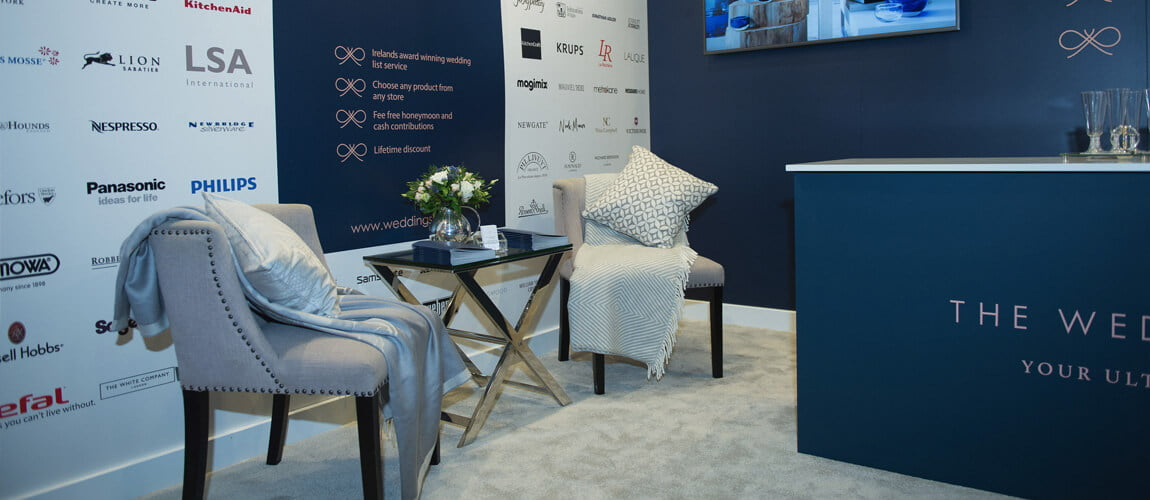 Exhibition Stand Fitters : Exhibition stands with upholstery fitting custom made
