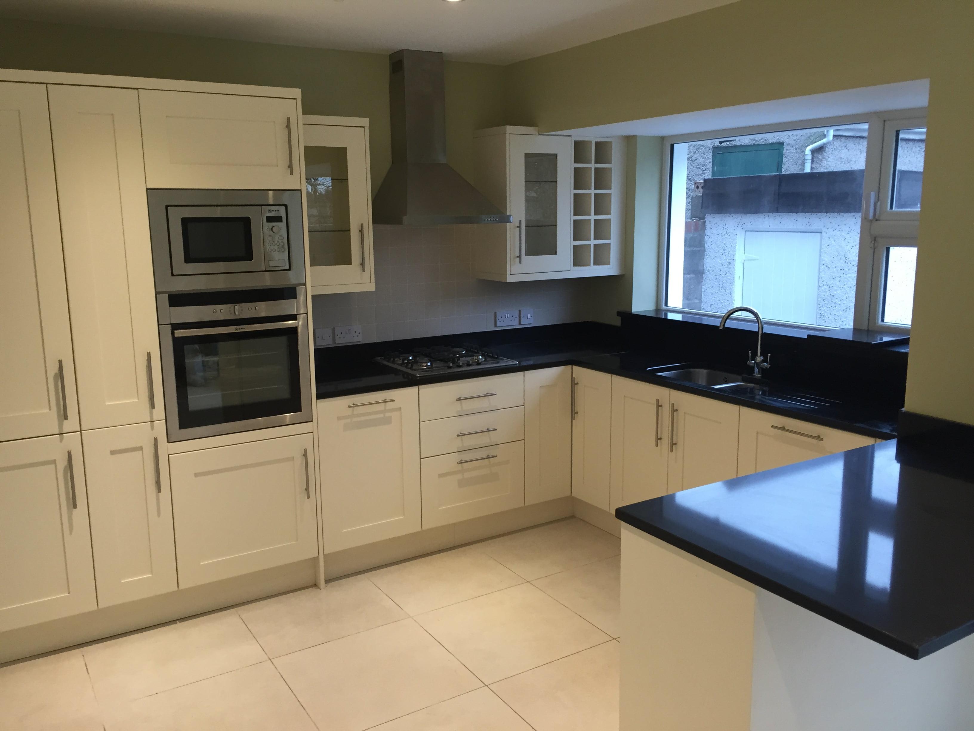 Bespoke Kitchen Dublin House Renovation Cabinet Maker Dublin