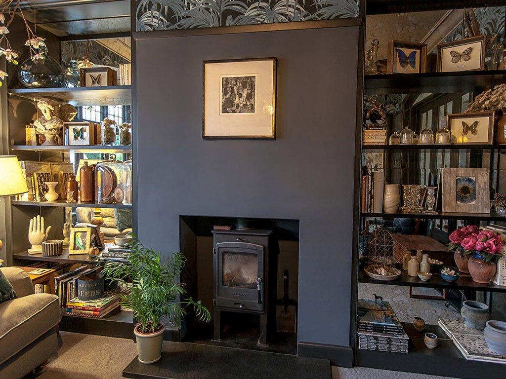 Living Room Alcove Alcove Units Custom Alcove Units Bookcases In Ireland