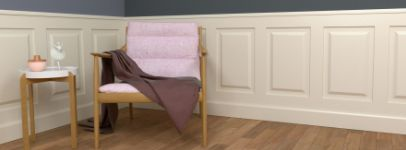 Custom Made Furniture - Wall-Paneling