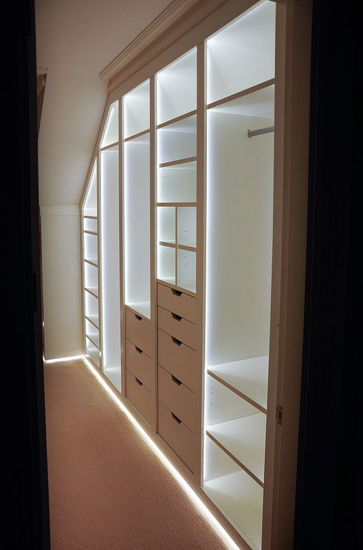 Image of: Wardrobe Lighting Ideas On Built In Wardrobes Ideas In Fitted Dublin Custommade