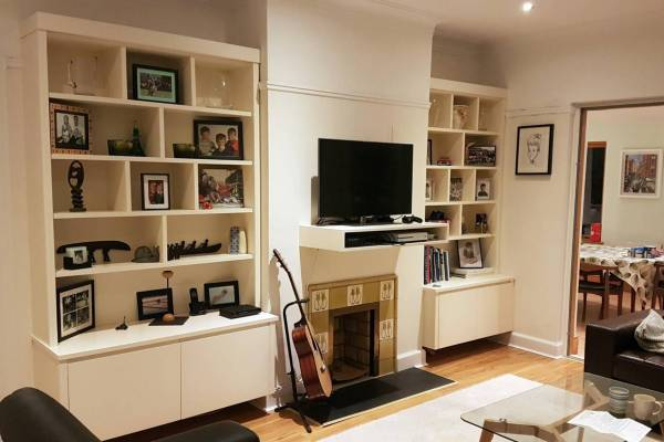 Modern Built in TV Units