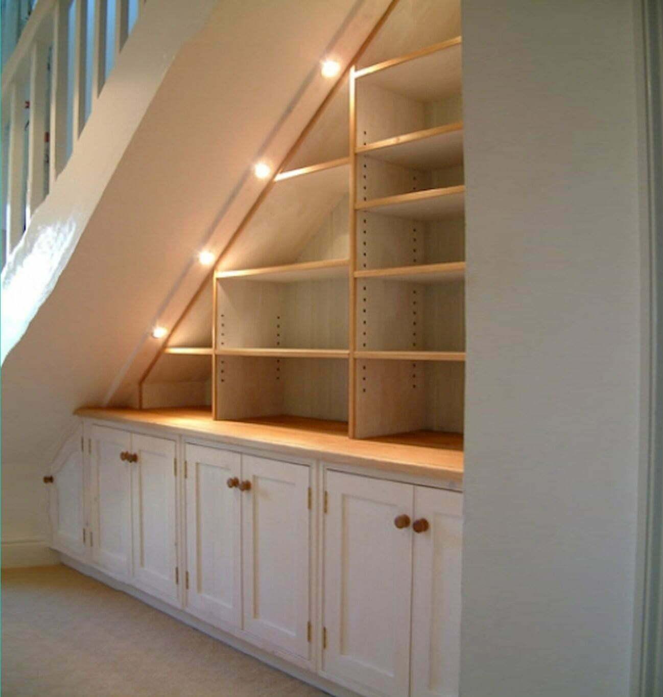 Under Stairs Storage Units Bespoke