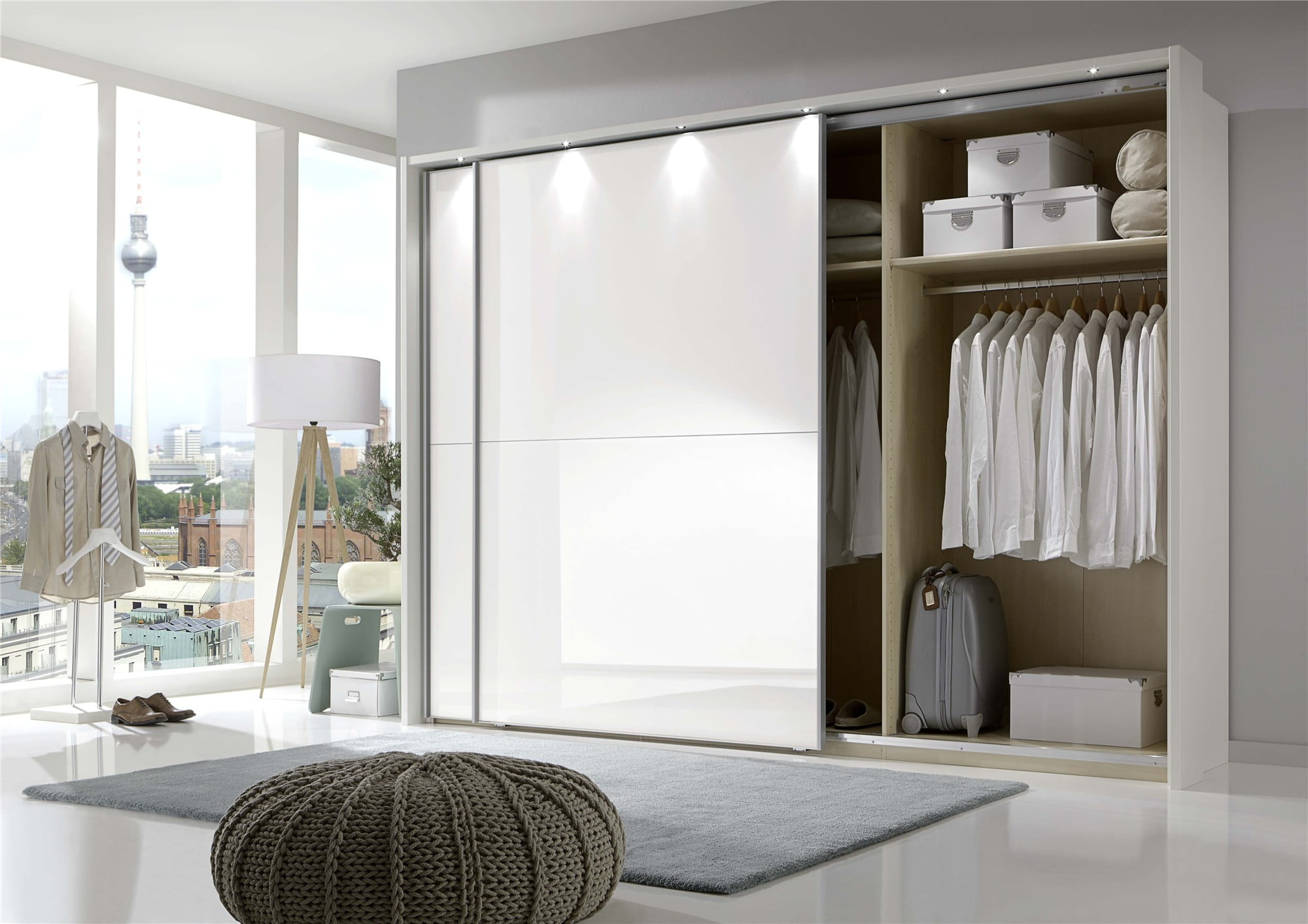 Built in Wardrobes - Fitted Wardrobes Dublin | CustomMade