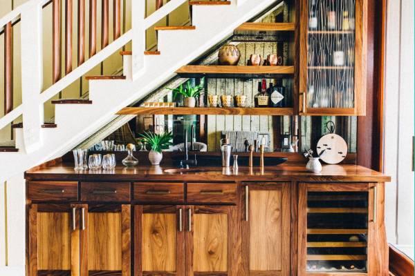 Stairs Storage
