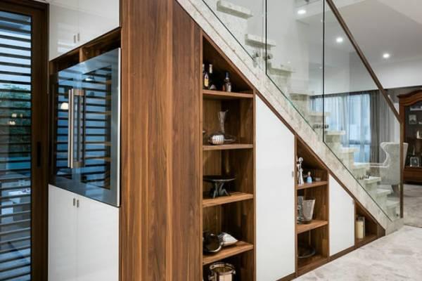 Under Stairs Storage Units