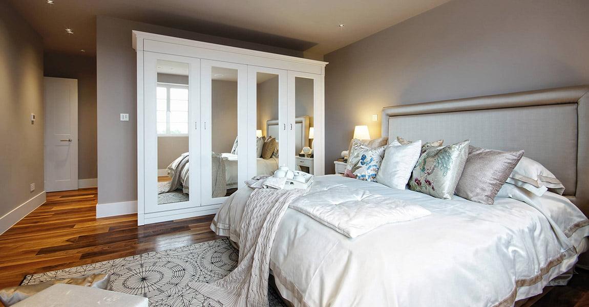 Bedside Wardrobe