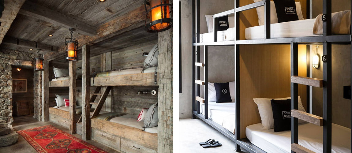Custom Made Loft and Bunk Beds