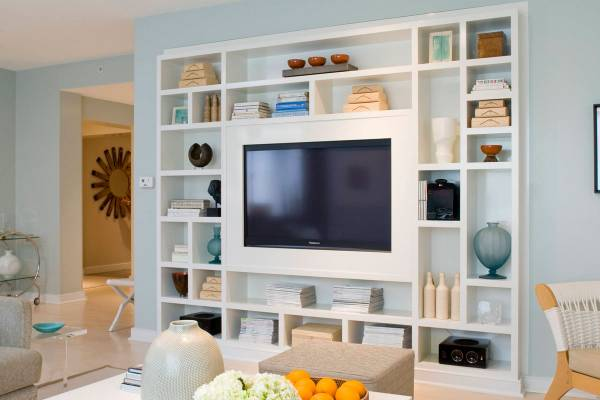 Built in TV Units