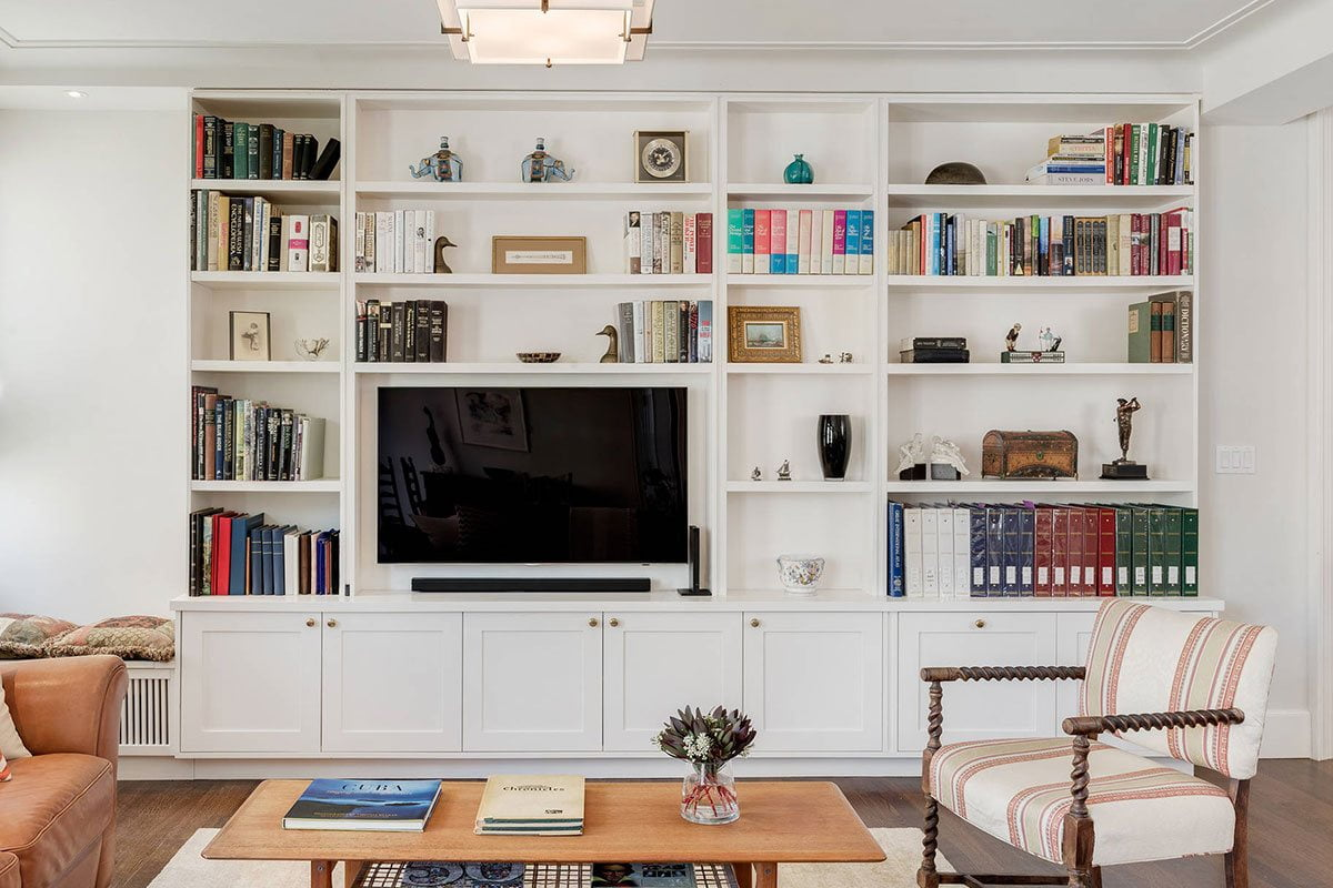 TV Units with Shaker Style Doors