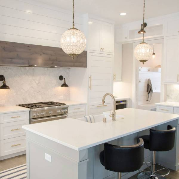 Modern Bespoke Kitchen Design