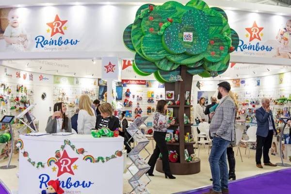exhibition booths ireland