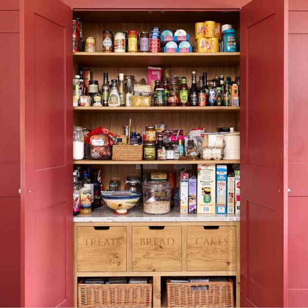 red pantry