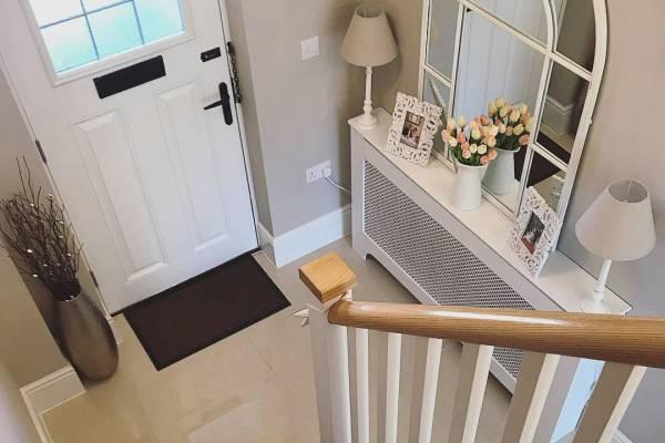 hallway radiator cabinets