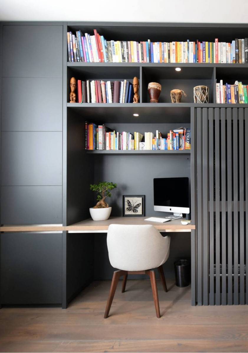 fitted wall units